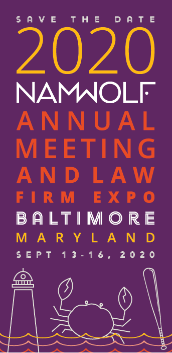 2020 Annual Meeting & Law Firm Expo